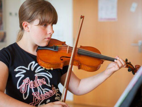 Violine-1